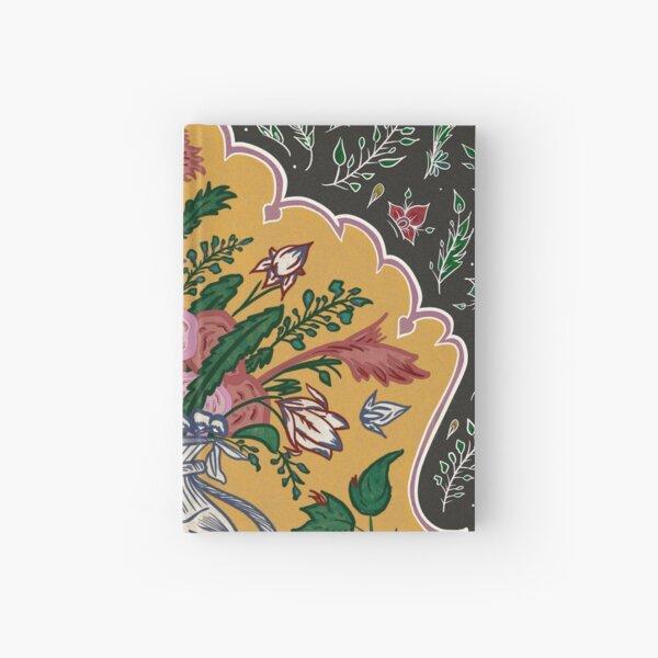 Lahore Flowers Hardcover Journal