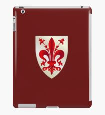 Coat of Arms of Florence iPad Case/Skin