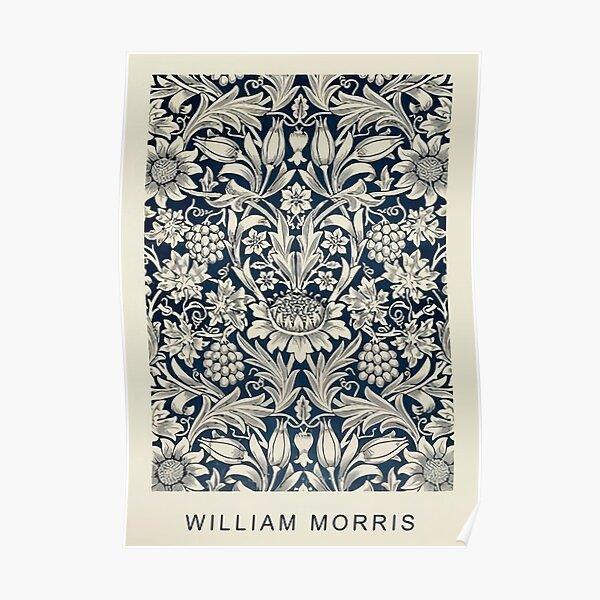 William Morris Affiche Poster