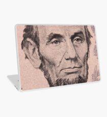 Abraham Lincoln Laptop Skin