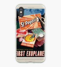 Weltraumtourismus der NASA - 51 Pegasi b iPhone-Hülle & Cover