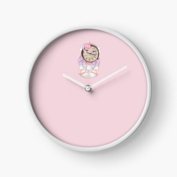 Pixie's Face Clock