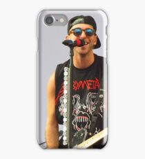 Alex Gaskarth at Leeds Fest 2015 #1 iPhone Case/Skin