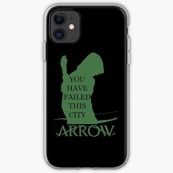 Arrow Hero 2 iPhone Soft Case