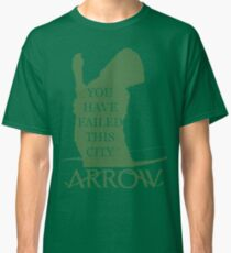 Arrow Hero 2 Classic T-Shirt