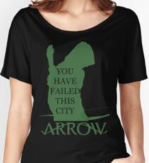Arrow Hero 2 Women's Relaxed Fit T-Shirt