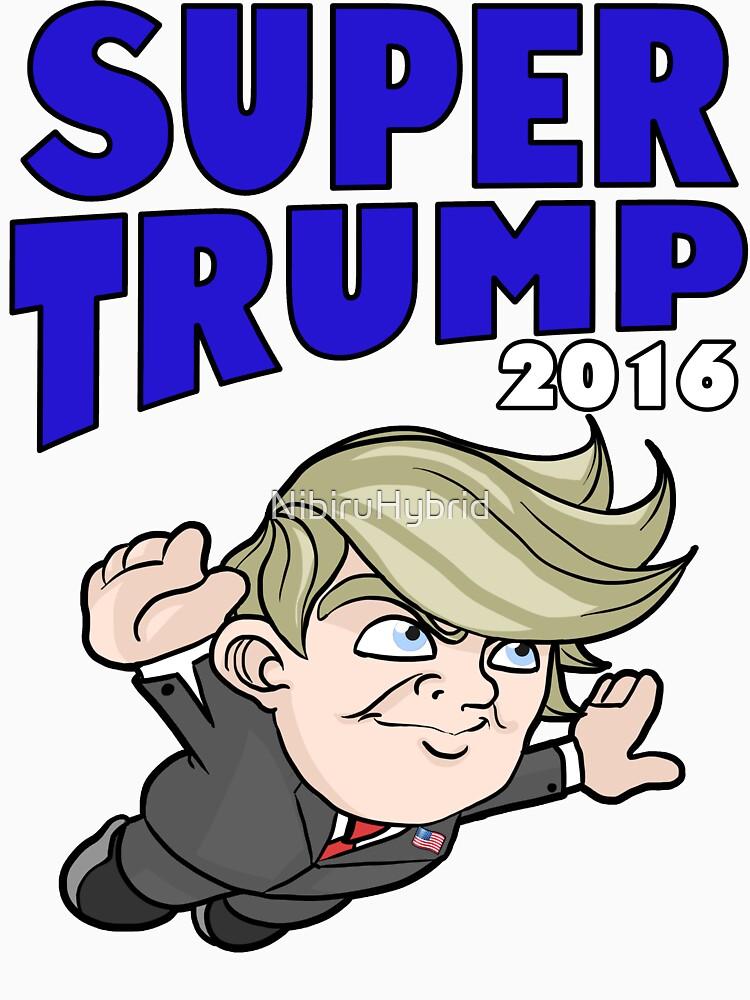 Donald Trump 2016 by NibiruHybrid