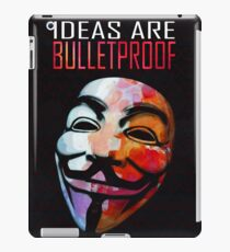 Ideas are BulletProof iPad Case/Skin