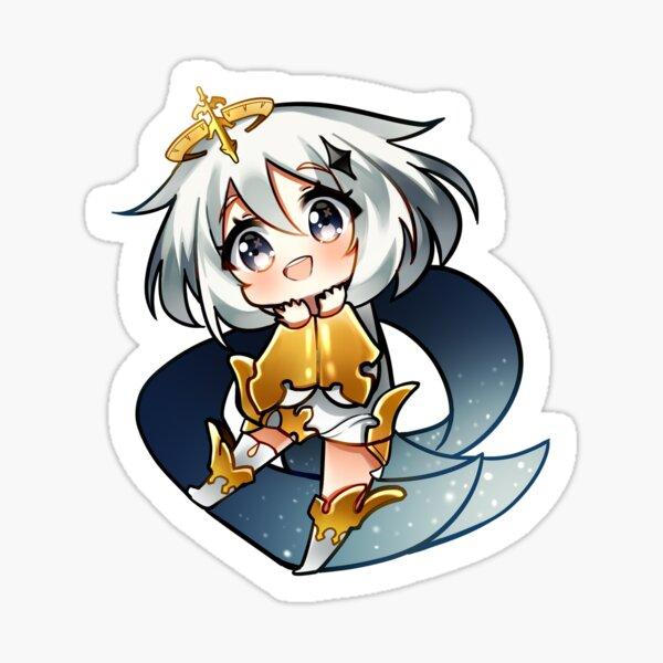 Chibi Paimon | Genshin Impact Sticker