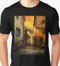 City - Germany - Alley - The farmers wife 1904 T-Shirt