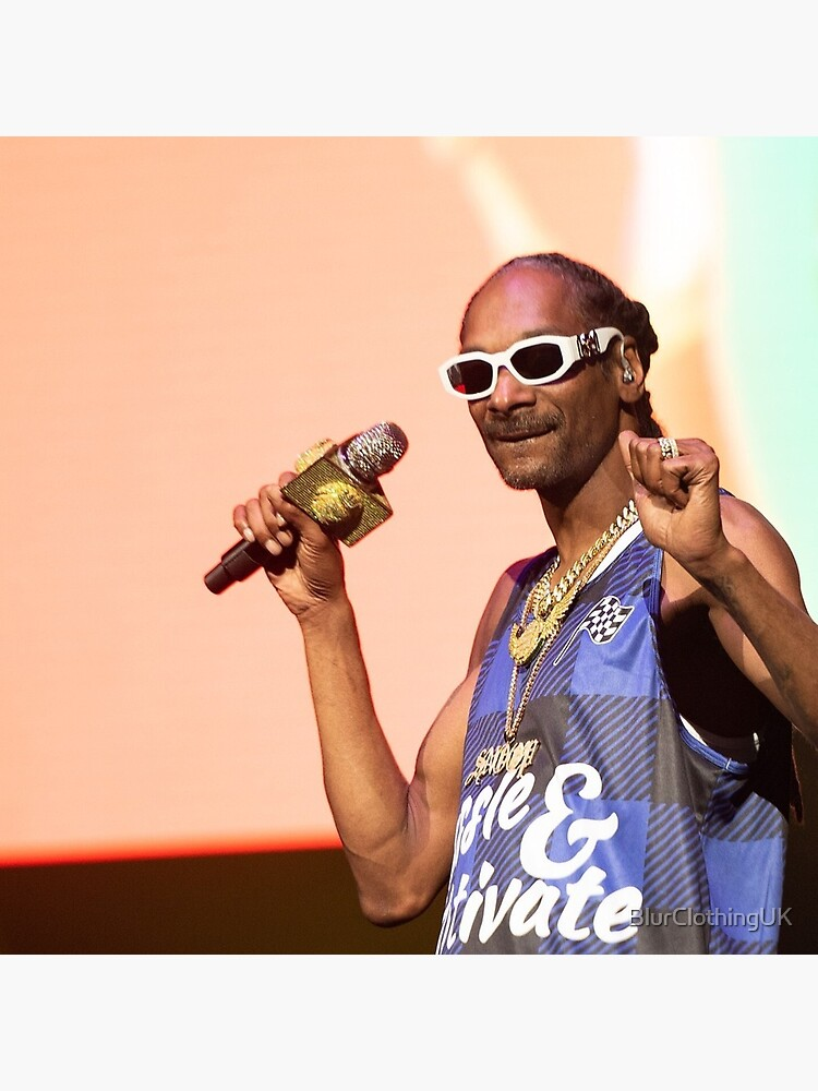 Snoop Dogg by BlurClothingUK