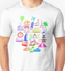 Holiday-Cultures  Unisex T-Shirt