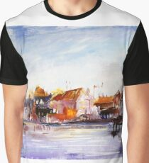 waterscape 2 Graphic T-Shirt