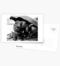 Clark Postcards