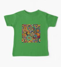 Funky Retro Pattern Kids Clothes