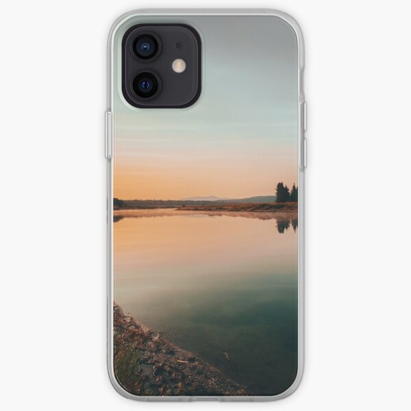 Coques et étuis iPhone sur le thème Oxbow Bend | Redbubble