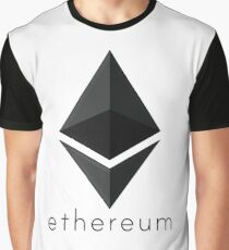 Ethereum Graphic T-Shirt