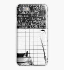 Butcher Shop iPhone Case/Skin