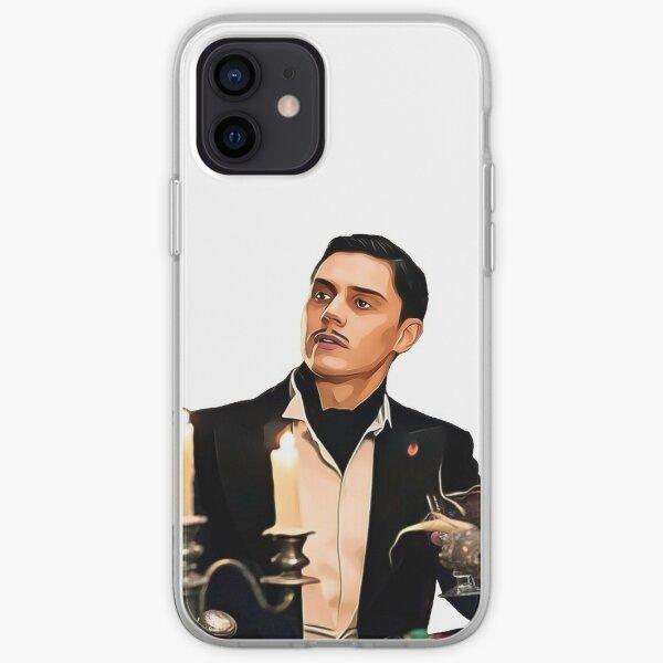 Mr March iPhone Soft Case