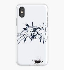 Fireworks Sumi-e iPhone Case/Skin