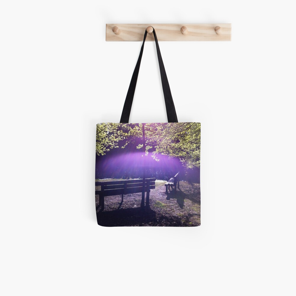 Color of the Holy Spirit Tote Bag