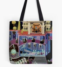 Haunted mansion inspired  Tote Bag