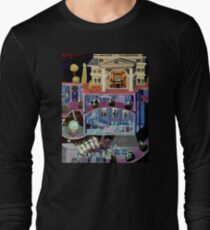 Haunted mansion inspired  Long Sleeve T-Shirt