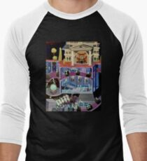 Haunted mansion inspired  Men's Baseball ¾ T-Shirt
