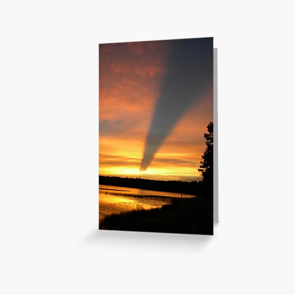 Heaven Cant Wait Greeting Card