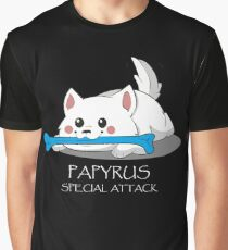 Undertale - Papyrus's special attack Graphic T-Shirt