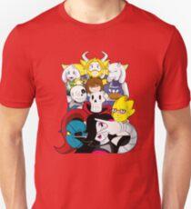 Undertale Everyone T-Shirt