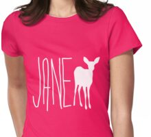 Jane Doe (Life is Strange) Womens Fitted T-Shirt