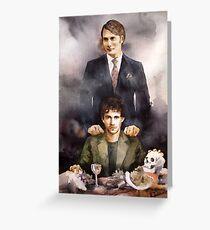 Hannibal 01 Greeting Card