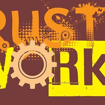 Thomas Murdock's Rust Works by theforaner