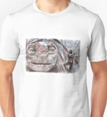 the neverending story film sketch Unisex T-Shirt