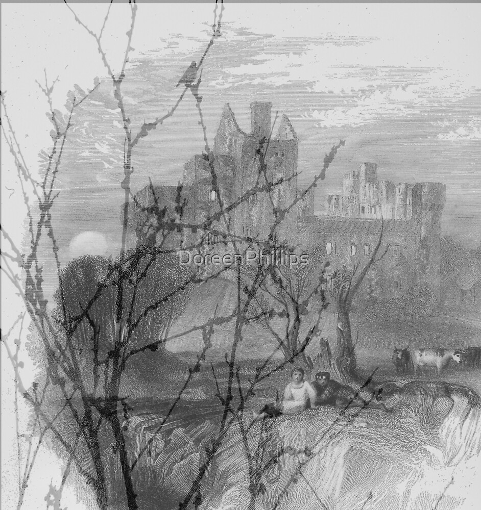 Craigmillar Castle... by DoreenPhillips