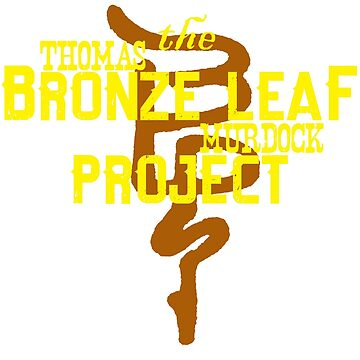 The Bronze Leaf Project by theforaner