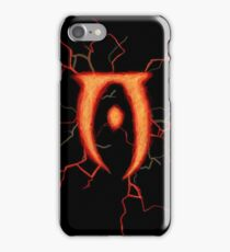 Oblivion Logo iPhone Case/Skin