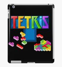 Tetris Themed Merchandise iPad Case/Skin