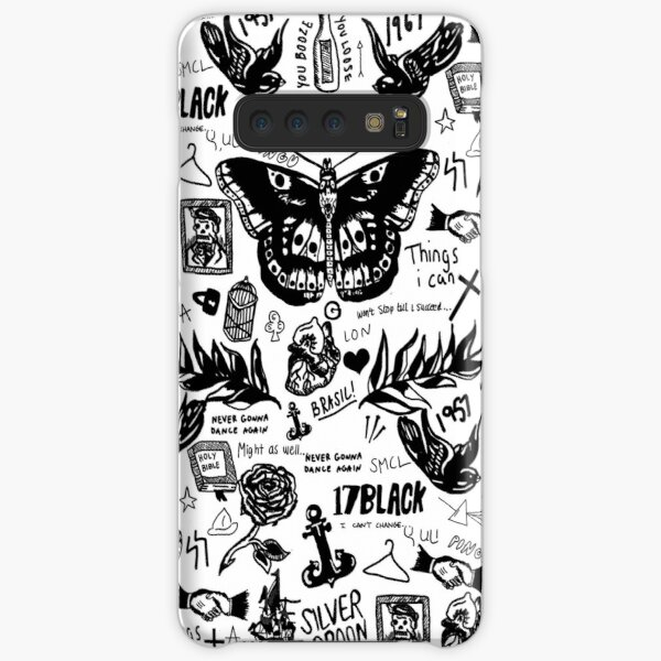 Harry - All Tattoos Samsung Galaxy Snap Case