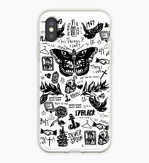 Harry - All Tattoos iPhone Case