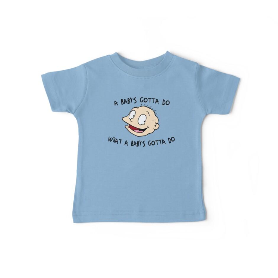 «Un bebé debe hacer lo que un bebé debe hacer - Rugrats» de LagginPotato64