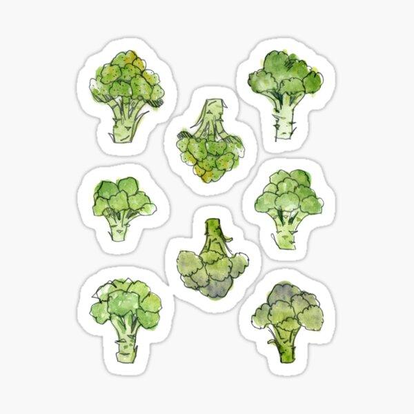 Broccoli - Formal Sticker
