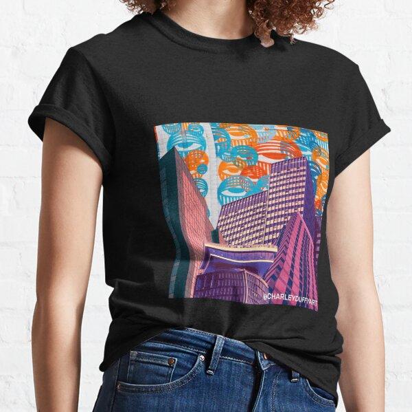 High Rise Living #1 Classic T-Shirt