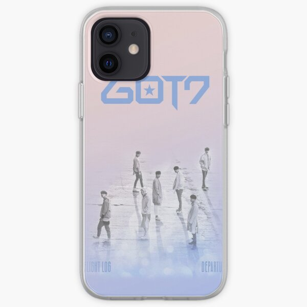 GOT7 + FLY iPhone Soft Case