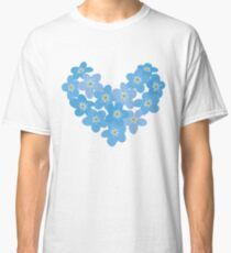 Forget me not Classic T-Shirt
