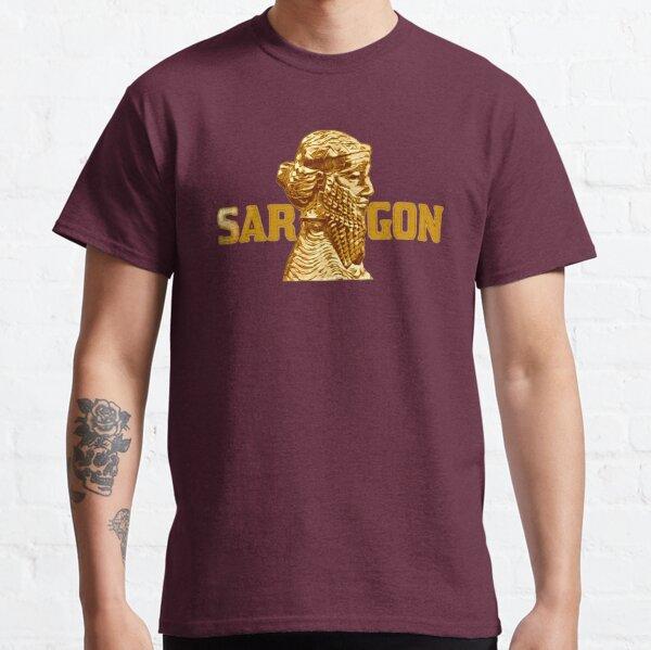 Assyrian Golden King Sargon Classic T-Shirt