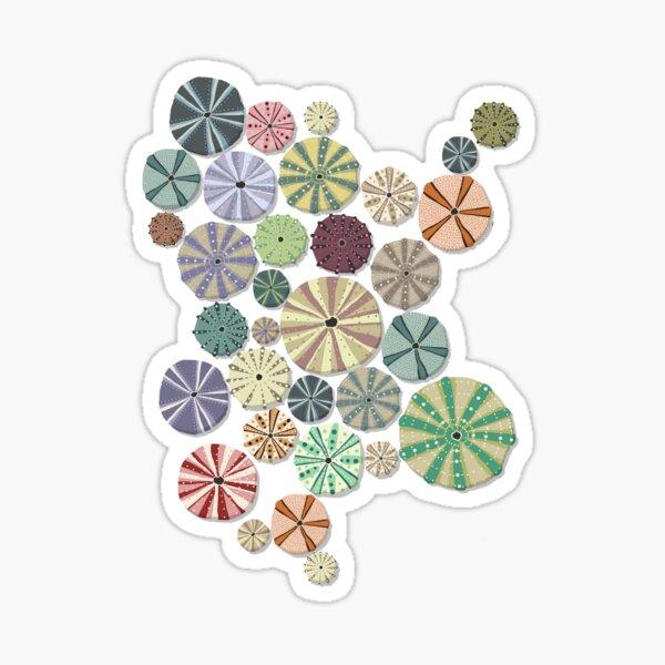 Sea Urchins Sticker