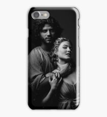 Lucrezia and Cesare - The Borgias iPhone Case/Skin