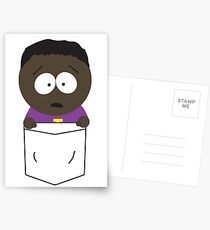 Pocket Token Postcards